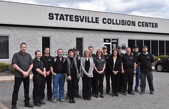 statesville collision